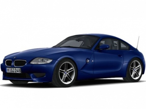 BMW Z4 (E85) Coupe