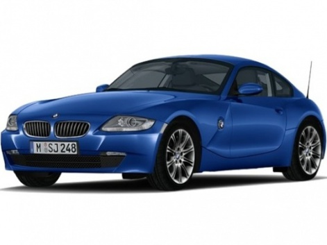 BMW Z4 M (E85) Coupe