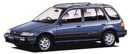 Honda Civic II Shuttle
